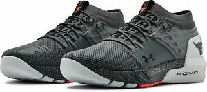 2021 New Hot Under Armour Project The Rock 2 Training Shoes Grey hovr UA popular