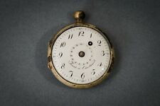 "Antique Pocket Watch "" TISSOT a CONSTANCE ""for restoration or parts"