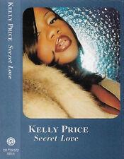 Kelly Price Secret Love cassette single RnB/Swing, Pop Rap, Soul