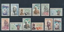 D121835 Traditional Costumes MNH Dahomey