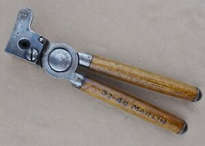Early IDEAL Bullet Mould M.F.A.Co. 32-165 (32-40) | Ballard Single-Shot Rifle