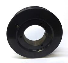 """UNKNOWN BRAND 2 GROOVE V BELT PULLEY, SHEAVE, 2 5/8"""" BORE, 6 1/4"""" OAD"""