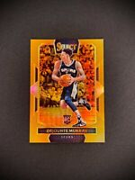 2016-17 Panini Select DEJOUNTE MURRAY Copper /49 Courtside SP Rookie RC #262