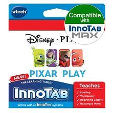 Innotab 3S Max Juego Disney Pixar Play 4-6 años (funciona con la consola innotv)
