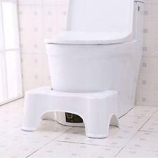 Plastique Antidérapant Toilette Tabouret Enfant Santé Marchepied Salle de Bain