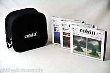 Cokin P Series Neutral Density (ND) Filter Kit New & Complete
