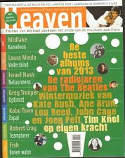 HEAVEN 2014-1 Greg Trooper ISRAEL NASH MIchael Jackson TIM KNOL Records 2013