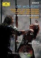 TERFEL/VOIGT/BLYTHE/KAUFMANN/LEVINE/+ - RICHARD WAGNER-DIE WALKÜRE  2 DVD  NEUF