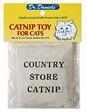 DR DANIELS CATNIP FILLED CAT TOY SACK 1 PACK MADE IN AMERICA. FREE SHIP IN USA