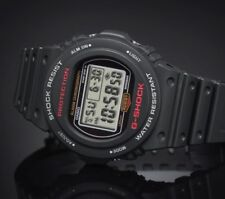 Casio G-Shock * DW5750E-1 Black Round Dial Digital Watch COD PayPal