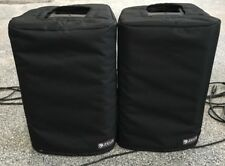 RCF HD10A Padded Speaker Covers (PAIR)