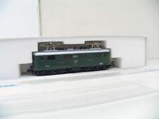 Kato 11603 e-Lok re 4/4 verde de los SBB lk879