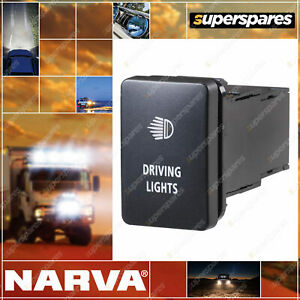 Narva Switch - Driving Light for Toyota Prado 150 200 Landcruiser RAV4 HiLux GUN