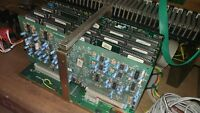 REDUCED Ahlborn Galanti Chronicler II Mother Board and Cage Cards