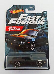 Hot Wheels 1/64 3 inch Plymouth GTX '71 Fast & Furious