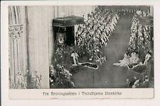 Vintage Postcard King Haakon VII of Norway
