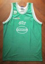 Canotta BENETTON TREVISO EUROLEAGUE KUKOC camiseta FIBA jersey basketball trikot