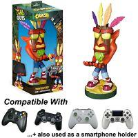 Cable Guys Aku Aku Crash Bandicoot Controller Smartphone Charging Holder Stand