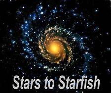 STARS TO STARFISH (Slides and Video) Planetarium Show!!