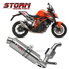 125 DUKE KTM 2015 2016 STORM By MIVV Complete Exhaust GP Road Legal