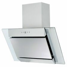 Sia AGL71SS 70cm Stainless Steel Angled Cooker Hood