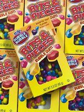 Dubble Bubble Bits & Pieces - Bubble Gum Pieces - 6 PACKS FREE SHIPPING