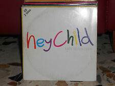 EAST 17 - HEY CHILD radio edit + Matthew robert's remix -CDS card sleave 1996 -