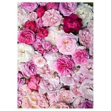 Photography Background Fabric Flower Wall Floor Photo Studio Backdrop Decor