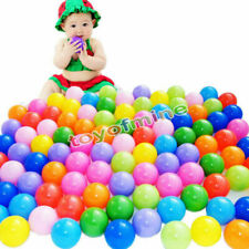 1200 pcs Baby Kid Pit Toy Game Swim Pool Soft Plastic Ocean Ball 5.5cm US Stock