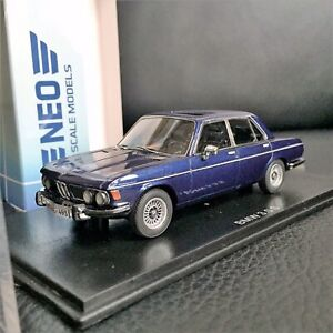 Neo Scale Models 1/43 Bmw 3.0 S 1971 cod. 43493