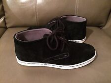 Sebago Men's Barnet Chukka Boots  Black  US Size 12 M