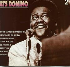2 CD album - FATS DOMINO / SAME - HELLO JOSEPHINE / BLUEBERRY HILL