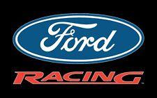 Ford Racing Vinyl Banner Flag Sign American Performance Shop Race Car Garage