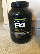 HERBALIFE 24 Rebuild Strength Chocolate 1000g Recovery Drink Mix Powder Protein!