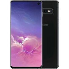 Samsung Galaxy S10 UNLOCKED 'Good ' SM-G973W PRISM Black with warranty