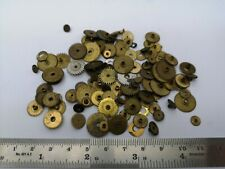 Mixed Selection of Antique Pocket Watch Hour Wheels Spare Parts (AA30)