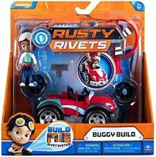 Rusty Rivets Ruby's Buggy Build - Nickelodeon<