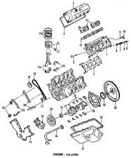 Genuine Ford Engine Exhaust Valve XL3Z-6505-AA