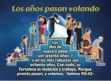 Paquete de 20 postcard para evangelizar / Tratados Cristianos