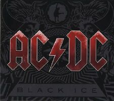AC/DC Black Ice CD NEW SEALED 2008 Red Cover