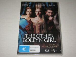 The Other Boleyn Girl - Eric Bana - Brand New & Sealed - Region 4 - DVD