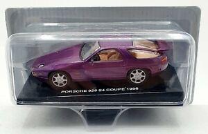 EBOND Porsche 928 S4 Coupe 1986 - DeAGOSTINI - 1.43 - 0101.