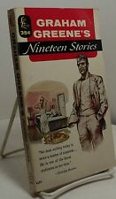 Nineteen Stories by Graham Greene - Lion Library LL31