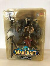 New listing Tauren Shaman World Of Warcraft Action Figure Sota Toys Huge 2004 11 13/16 Inch