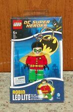 LEGO - LEGO DC Super Heroes: Robin - Key Light / Key Chain Flashlight