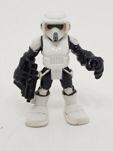 Star Wars Galactic Heroes - Scout Trooper - Hasbro 2014