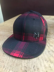 Zoo York - Flex-Fit Baseball Cap - S/M - Skateboard, skate, snowboard, hat, used