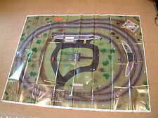 NEW HORNBY TRACK MAT, PACK X11132 - EX Tornado Express Set.