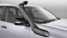 TOYOTA PRADO 150 SNORKEL FROM AUG 2017> NEW GENUINE ACCESSORY ALL VARIANTS
