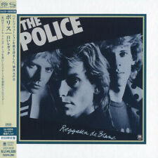 THE POLICE, REGGATTA DE BLANC, LTD ED SACD SHM-CD, JAPAN 2013, UIGY-9538 (NEW)